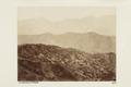 """Bild från familjen von Hallwyls resa genom Algeriet och Tunisien, 1889-1890. """"Djurdjura, Kabylien."""" - Hallwylska museet - 92021.tif"""