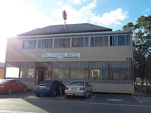 Billinudgel, New South Wales - Image: Billinudgel Hotel 2014