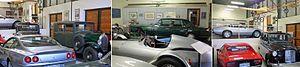 Binalong - Image: Binalong Motor Museum