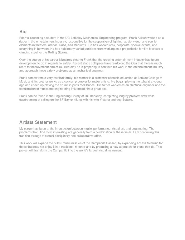File:Biography and Artist statement for Watch the Bells by