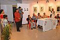 Biswatosh Sengupta - Inaugural Address - Sambhu Das Solo Exhibition - Kolkata 2014-12-02 0916.JPG