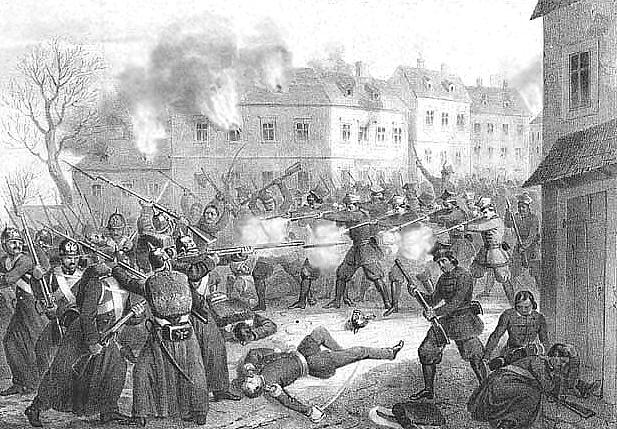 Bitwa pod Mrzyg%C5%82odem 1863