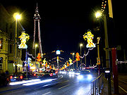 Blackpool Illuminations and Tower