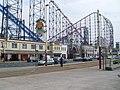 Blackpool Pleasure Beach - geograph.org.uk - 1385353.jpg