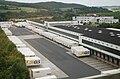 Blick vom ICE auf GLS-Depot Neuenstein (2009).jpg