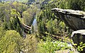 Blick von der Brückenklippe, Wolkensteiner Schweiz in Sachsen 2H1A2943WI.jpg