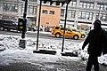 Blizzard Day in NYC (4391406185).jpg