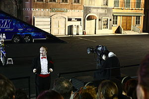 Fright Nights - Image: Bloody Freestyle Moto X, Halloween Fright Nights Movie World