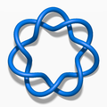 7₁ knot unknotting number 3