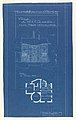 Blueprint, Villa of M. Hemsy, St. Cloud, Face Posterieure, 1913 (CH 18384921).jpg