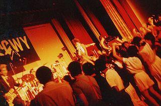 Boøwy Japanese rock group