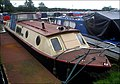 Boat at Whixall Marina - geograph.org.uk - 555837.jpg