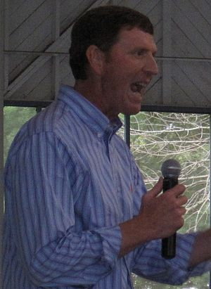 Bob Vander Plaats, politician of Iowa