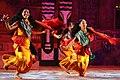 Bodo Girls performing Bardoi Sikhla Dance.jpg