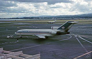 Alaska Airlines Flight 1866 1971 fatal jet airliner crash