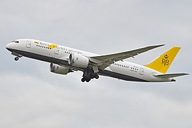 Boeing 787-8 der Royal Brunei Airlines