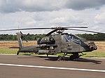 Boeing AH-64D Apache, Q-24, Royal Netherlands Air Force, Belgian Air Force Days 2018 pic2.jpg