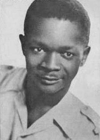 Jean-Bédel Bokassa - Bokassa in 1939.