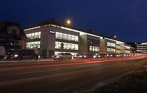 Swedish Companies Registration Office - The Bolagsverket offices in Sundsvall