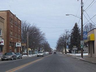 Bonduel, Wisconsin - Image: Bonduel Wisconsin 3