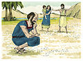 Book of Exodus Chapter 17-3 (Bible Illustrations by Sweet Media).jpg