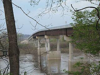 Boonslick Bridge bridge in United States of America