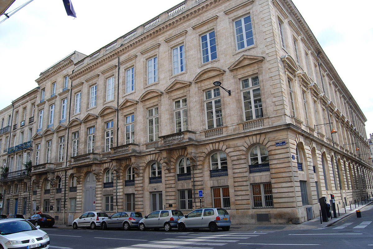 Gironde wikipedia for La boutique hotel de bordeaux