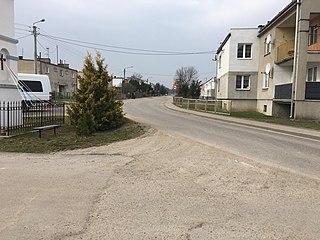 Borkowo, Tczew County Village in Pomeranian Voivodeship, Poland
