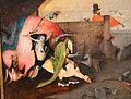 Bosch (o copia da), tentazioni di s. antonio, 1500 ca. 36.JPG