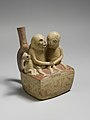 Bottle, Skeletal Couple with Child MET DP212591.jpg