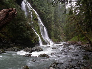 Boulder River Wilderness A protected area in Washington state