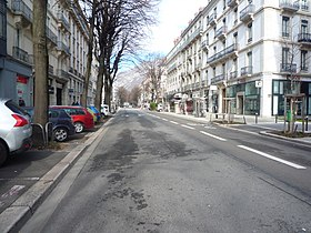 Image illustrative de l'article Boulevard Gambetta (Grenoble)