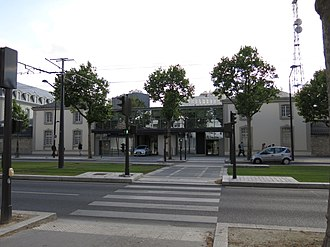 Directorate-General for External Security - Headquarters, boulevard Mortier