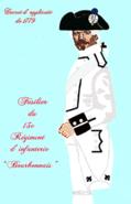 Bourbonnais 13RI 1779