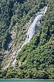 Bowen Falls in Fiordland National Park 10.jpg