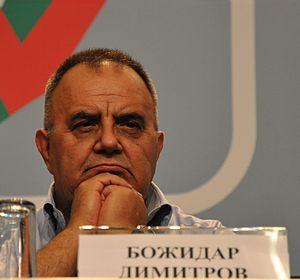 Bozhidar Dimitrov - Bozhidar Dimitrov