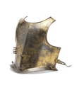 Bröstharnesk från 1620-talet. Del av Hertig Karl Filips tornérrustning - Livrustkammaren - 97404.tif