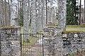 Brāļu kapi WWI, Tēraudi, Salaspils pagasts, Salaspils novads, Latvia - panoramio (1).jpg