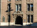 Bremen Neues Rathaus Haupteingang UL 2015.JPG