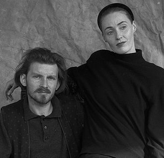 Lisa Gerrard - Dead Can Dance ca. 1989
