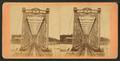 Bridge across the rivers, Dubuque, Iowa, by Root, Samuel, 1819-1889.png