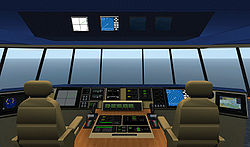 Px Bridgecruiseship on Cruise Control