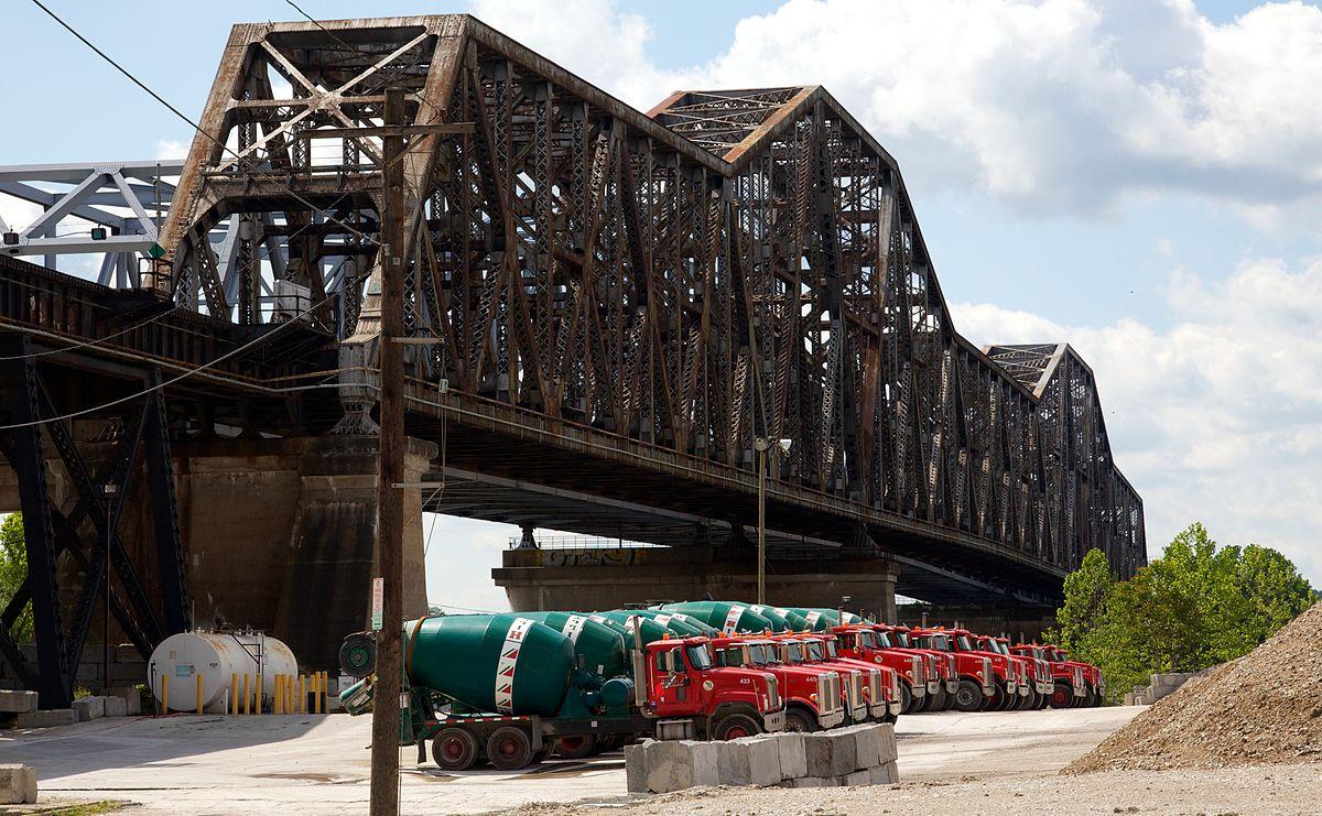 C&O Railroad Bridge - Wikipedia