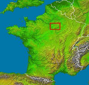 Brie (region) - Brie region in France