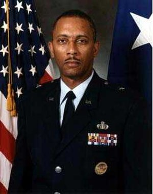 Francis X. Taylor - Francis X. Taylor during his time in the United States Air Force.