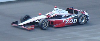 2012 IndyCar Series - The IndyCar Car ICONIC Project.