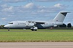 British Aerospace BAe 146 C.3 'ZE707' (39150550405).jpg