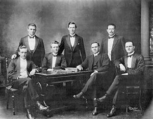 Afrikaner Broederbond - Afrikaner Broederbond leadership in 1918