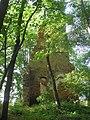 Brok, ruiny zamku biskupów płockich.JPG