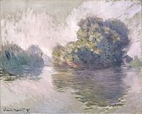 Brooklyn Museum - The Islets at Port-Villez (Les Iles à Port-Villez) - Claude Monet.jpg